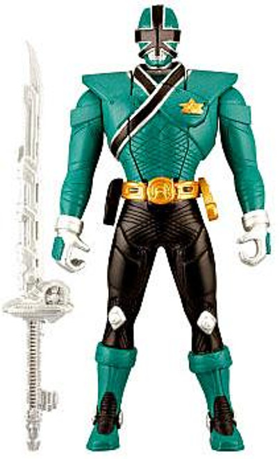 Power Rangers Samurai Switch Morphin Ranger Forest Action Figure