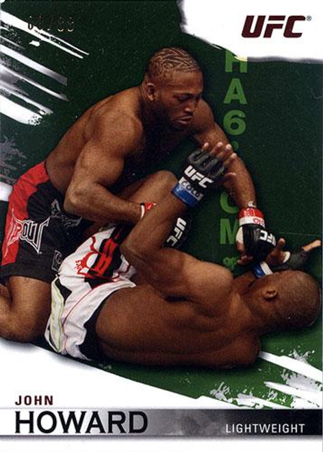 UFC 2010 Knockout Parallel John Howard #102