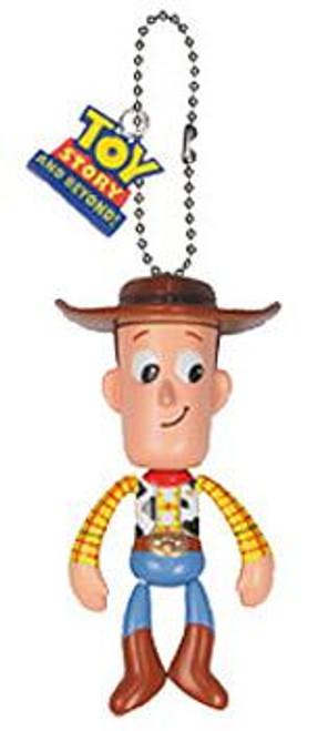 Toy Story Gashapon Woody Swinging Figure
