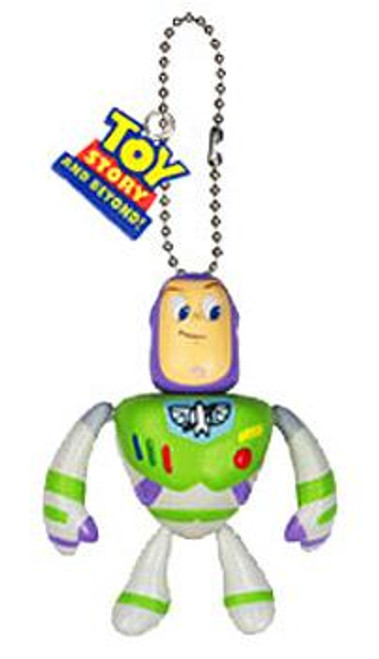 Toy Story Gashapon Buzz Lightyear Swinging Figure