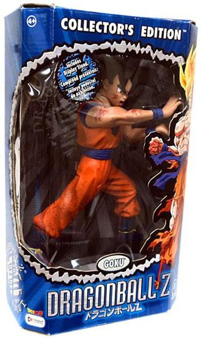 Dragon Ball Z Collector's Edition Goku Action Figure