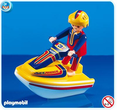 Playmobil Vacation & Leisure Jet Ski Set #7527