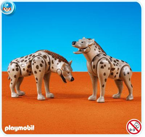 Playmobil Zoo Hyenas Set #7978