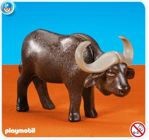 Playmobil Zoo Cape Buffalo Set #7977