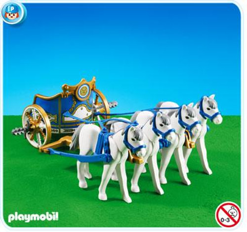 Playmobil Romans & Egyptians Roman Chariot Set #7498