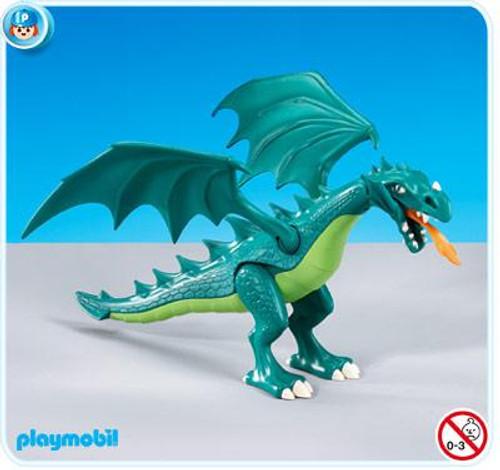Playmobil Dragon Land Green Dragon Set #7481