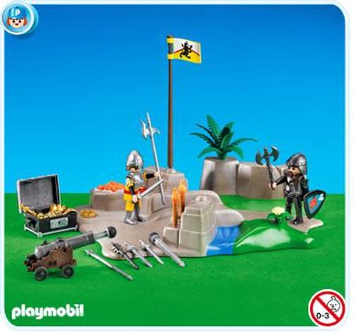 Playmobil Knights Knight Scene Set #7495