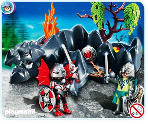 Playmobil Dragon Land Dragon Rock Set #4147