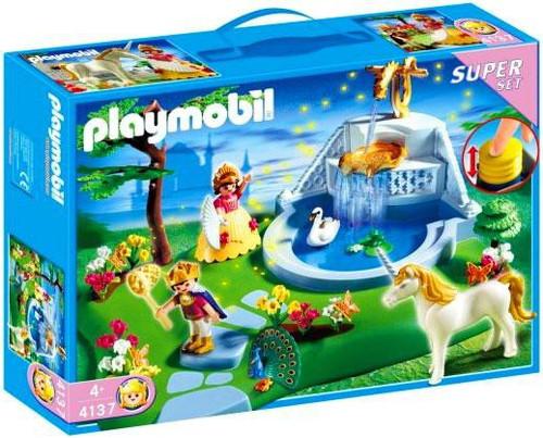 Playmobil Magic Castle Dream Garden Super Set Set #4137