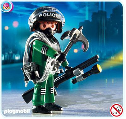 Playmobil Police Swat Officer Set #4693