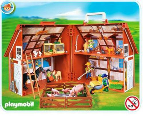 Playmobil Take Along Farm Set #4142