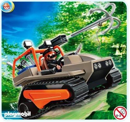 Playmobil Treasure Hunters Treasure's Robber's Crawler Set #4846