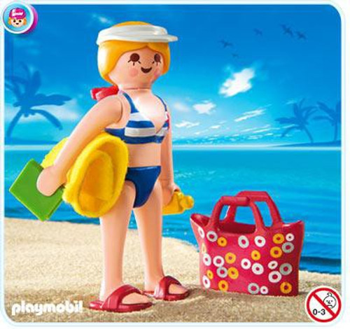 Playmobil Vacation & Leisure Vacationer Set #4695