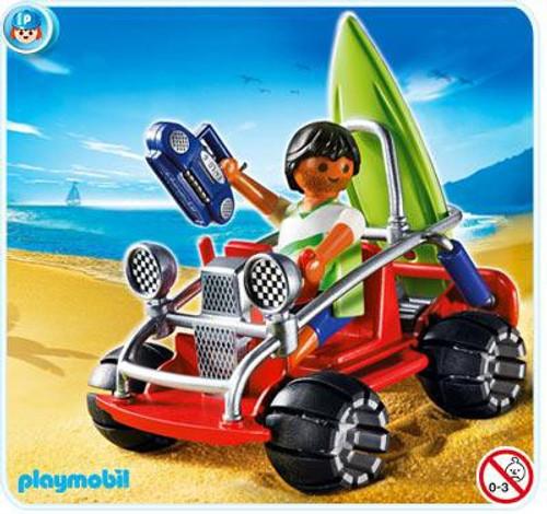 Playmobil Vacation & Leisure Beach Buggy Set #4863