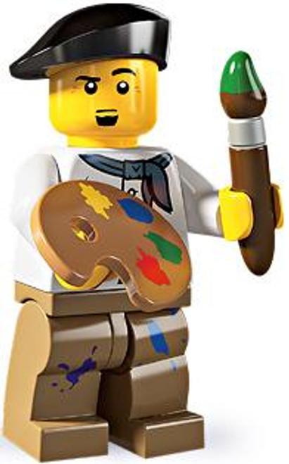 LEGO Minifigures Series 4 Artist Minifigure [Loose]