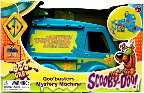 Scooby Doo Goo' Busters Mystery Machine