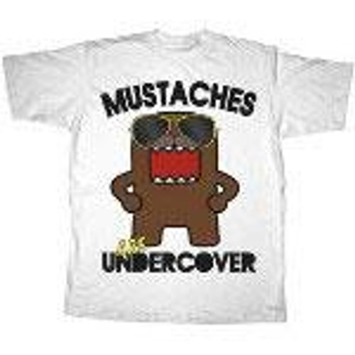 Domo Undercover T-Shirt [Adult Large]