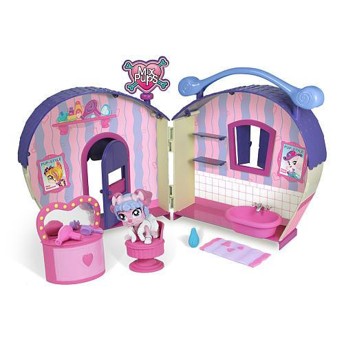 Mix Pups Fancy Paws Day Spa Playset
