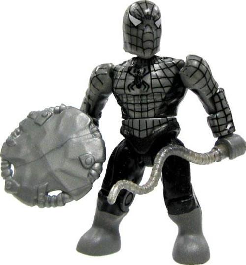 Mega Bloks Marvel Series 1 Armored Spider-Man Common Minifigure [Loose]