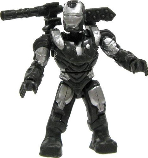 Mega Bloks Marvel Series 1 War Machine Rare Minifigure [Loose]