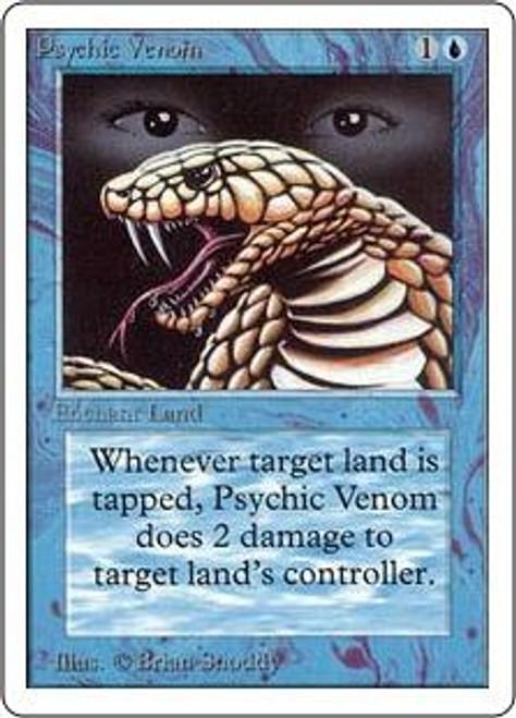 MtG Unlimited Common Psychic Venom