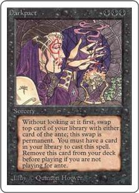MtG Unlimited Rare Darkpact