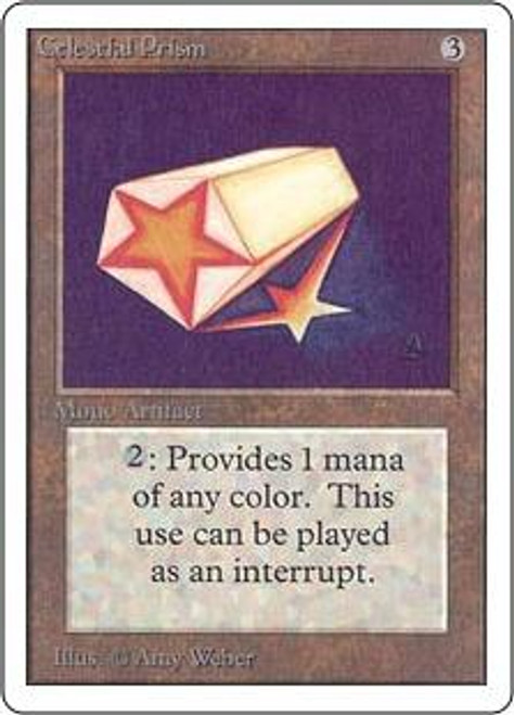 MtG Unlimited Uncommon Celestial Prism