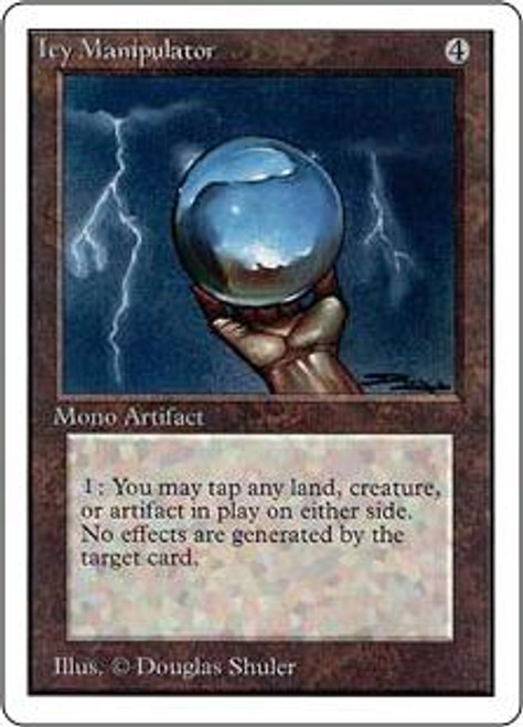 MtG Unlimited Uncommon Icy Manipulator [Played Condition]