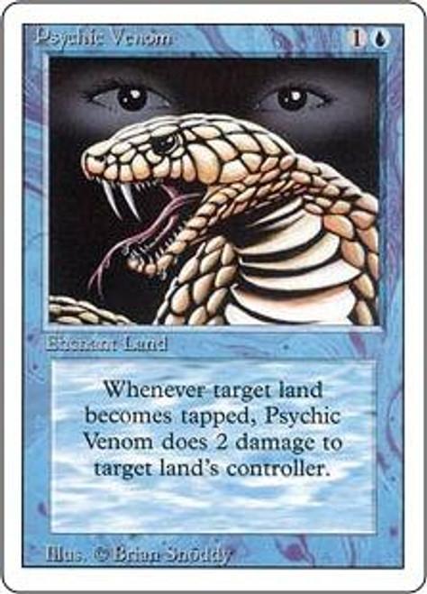 MtG Revised Common Psychic Venom