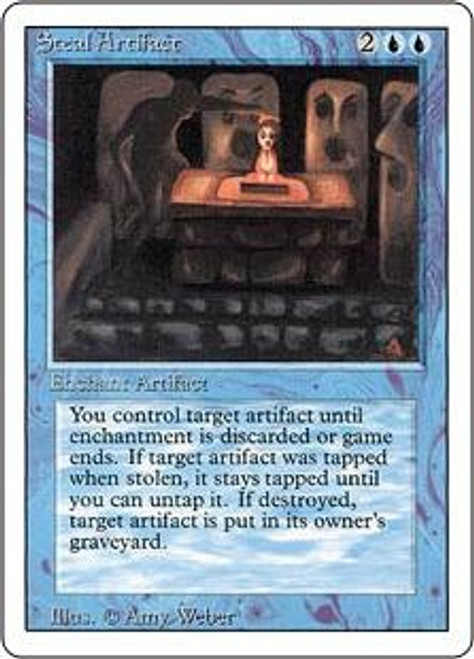 MtG Revised Uncommon Steal Artifact