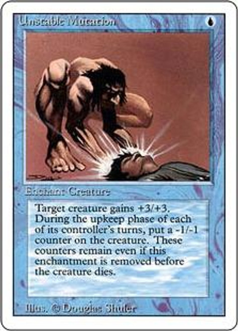 MtG Revised Common Unstable Mutation