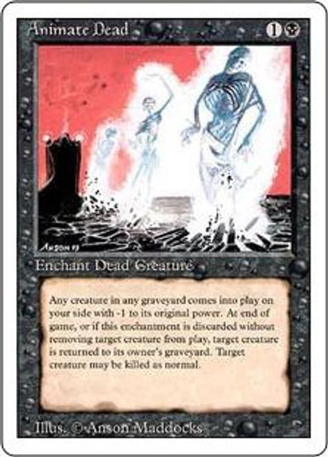 MtG Revised Uncommon Animate Dead