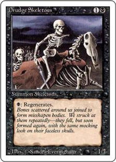 MtG Revised Common Drudge Skeletons