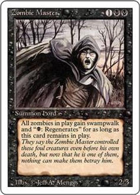 MtG Revised Rare Zombie Master