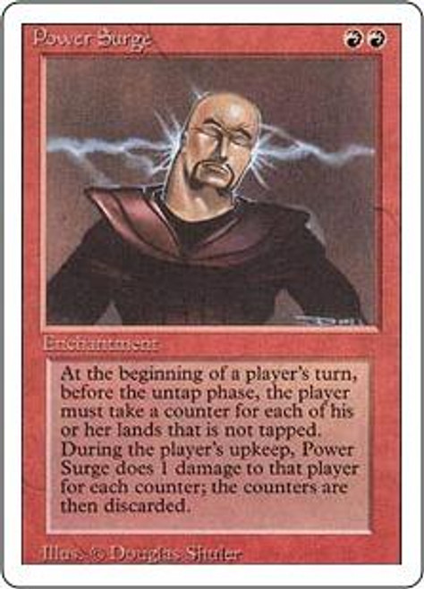MtG Revised Rare Power Surge