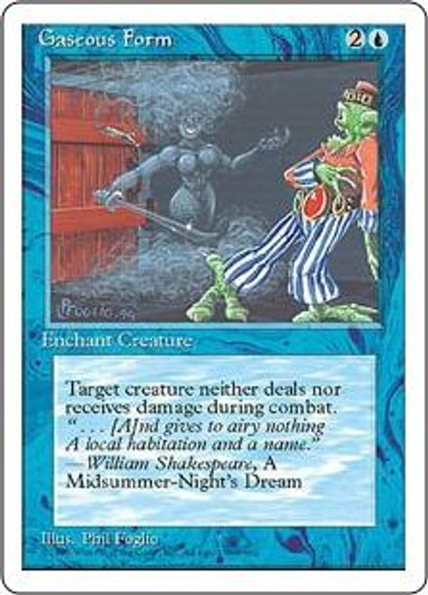 MtG 4th Edition Common Gaseous Form