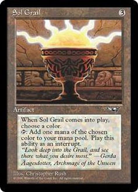 MtG Alliances Uncommon Sol Grail