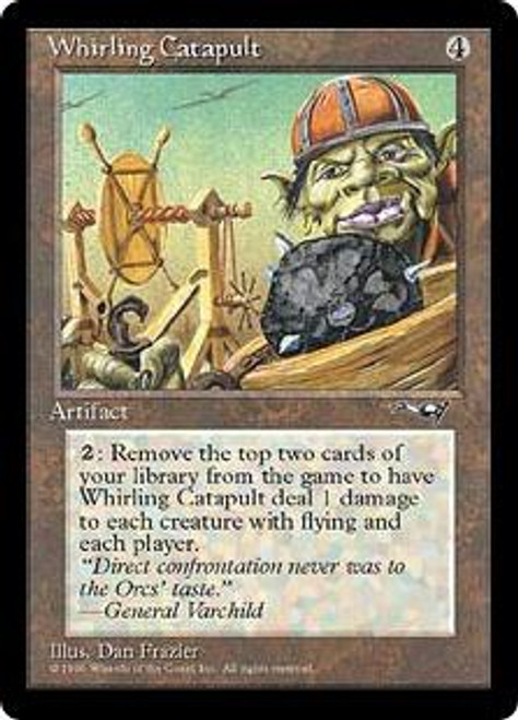 MtG Alliances Uncommon Whirling Catapult