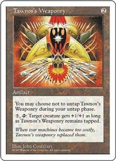 MtG 5th Edition Uncommon Tawnos's Weaponry