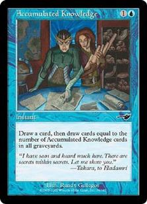 MtG Nemesis Common Accumulated Knowledge #26