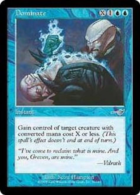 MtG Nemesis Uncommon Dominate #31