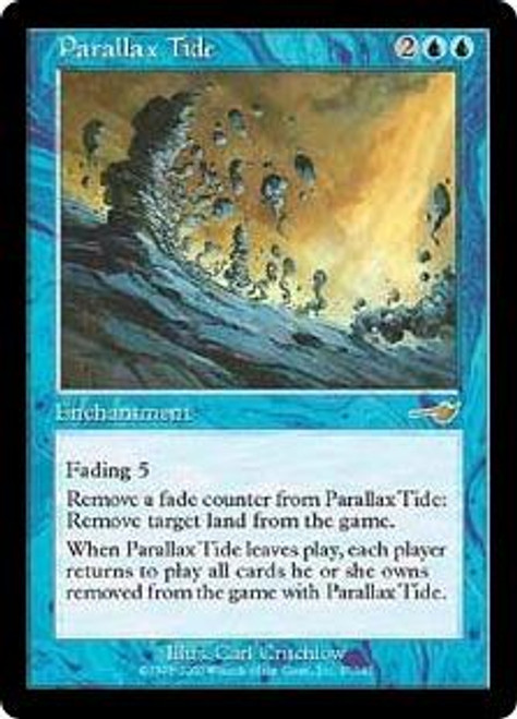 MtG Nemesis Rare Parallax Tide #37