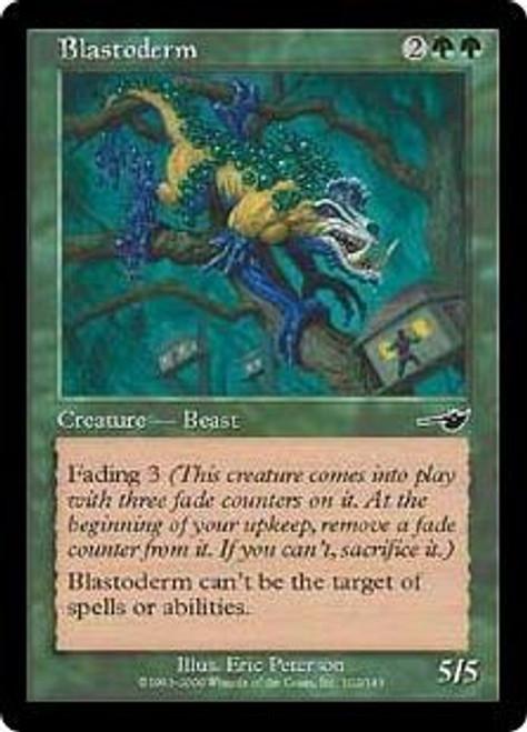 MtG Nemesis Common Blastoderm #102
