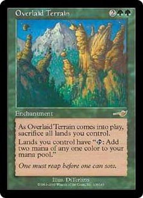 MtG Nemesis Rare Overlaid Terrain #108