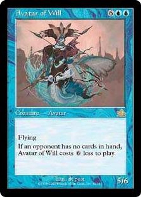 MtG Prophecy Rare Avatar of Will #30