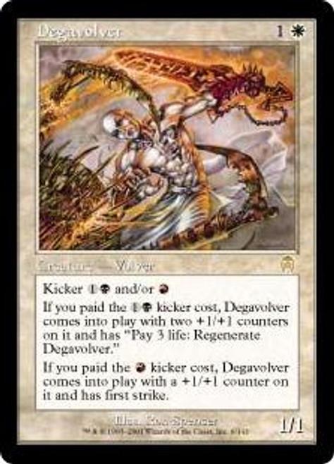 MtG Apocalypse Rare Degavolver #6