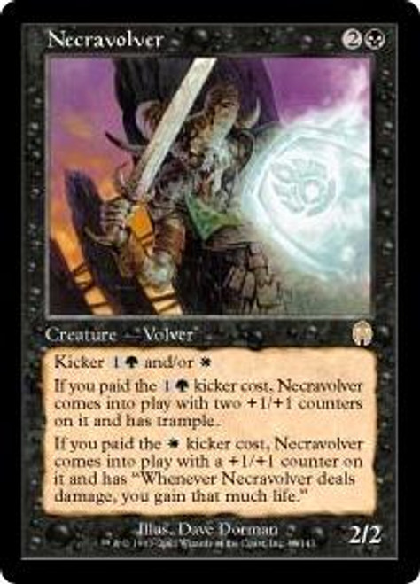 MtG Apocalypse Rare Necravolver #46