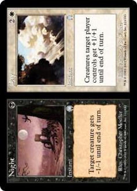 MtG Apocalypse Uncommon Night // Day #131