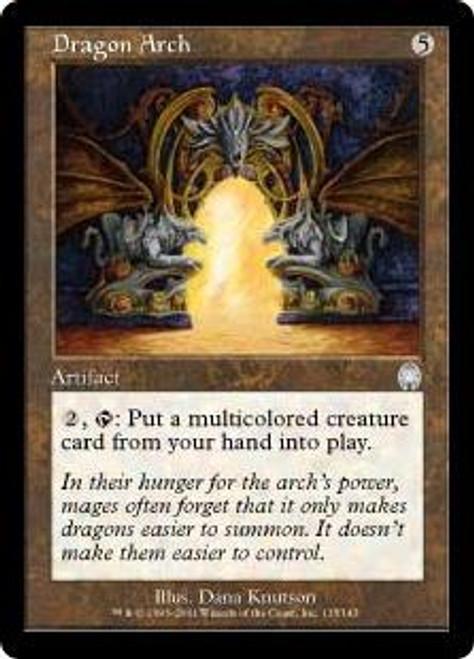 MtG Apocalypse Uncommon Dragon Arch #135