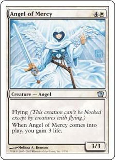 MtG 9th Edition Uncommon Angel of Mercy #1